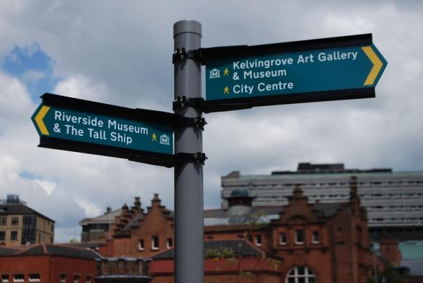 Glasgow Sign